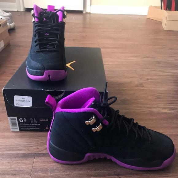 03c3ad0c19f Jordan Shoes | Air 12 Retro Gg Hyper Violet | Poshmark
